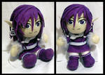 Gui from Half Prince Plushie by Jequila
