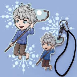 Jack Frost Charm by Jequila