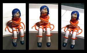 Akito figure by Jequila