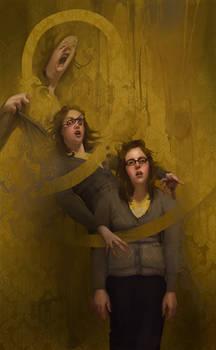 Yellow Wall Eats Ugly Sweater