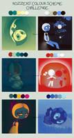 Color Scheme Challenge