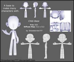 3D Chibi Base