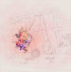 Swing Doodle