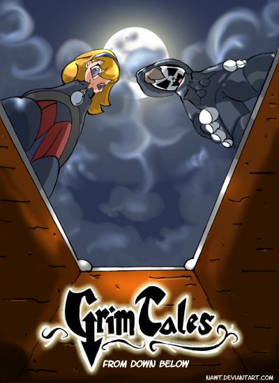 Grim Tales by Nawt