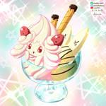 Alcremie Ice Cream