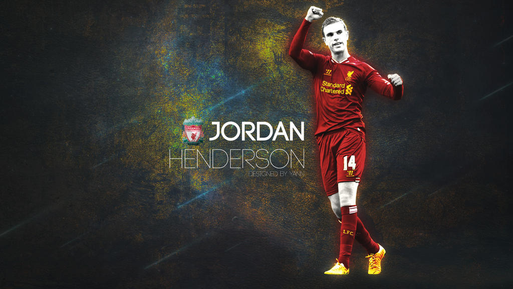 Jordan Henderson LFC Wallpaper {HD} By LYP252000 On DeviantArt