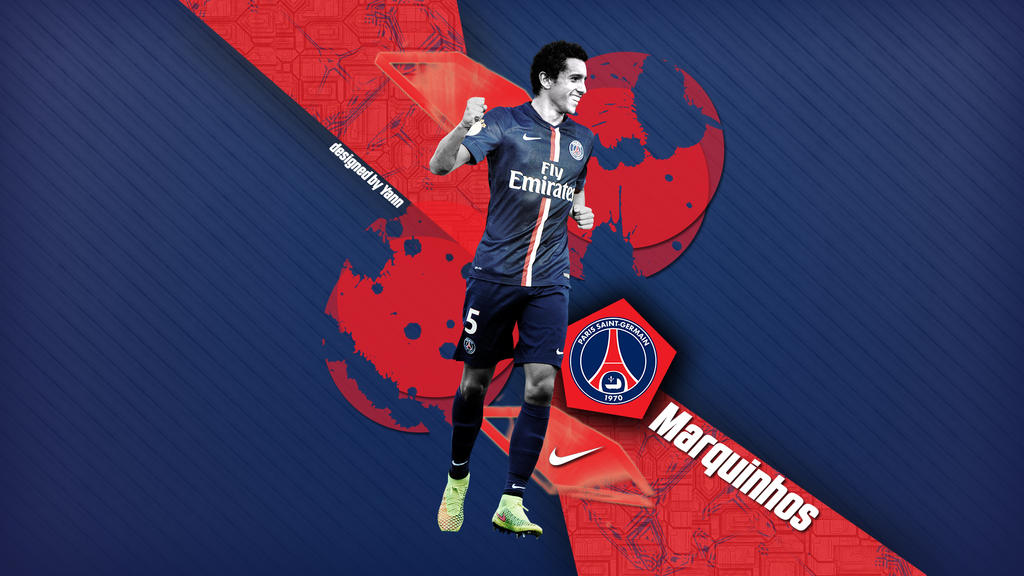 MorBarda 1 0 Marquinhos PSG Wallpaper By LYP252000