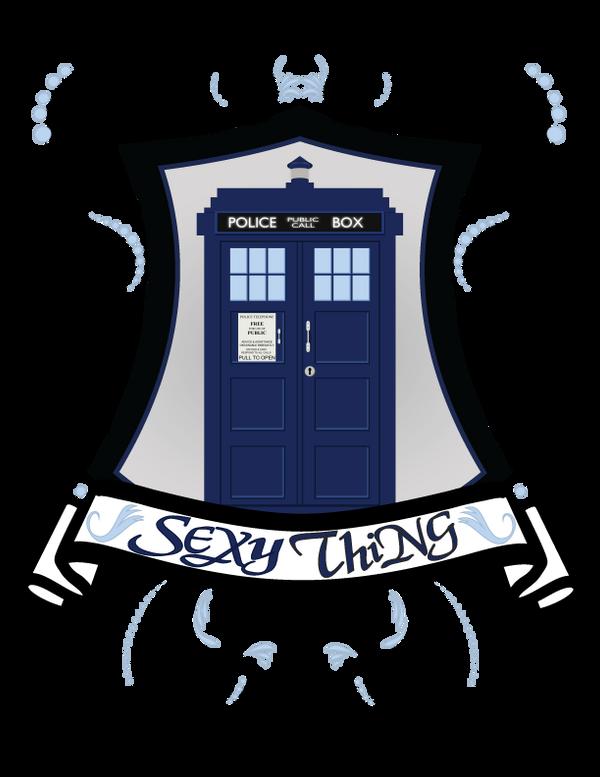 Sexy Thing TARDIS by NovaEmbersin