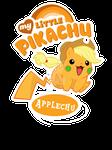My Little PikaChu - Applechu