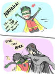 Robin's Old Costume