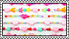 Beaded Bracelets Stamp by oceanstamps