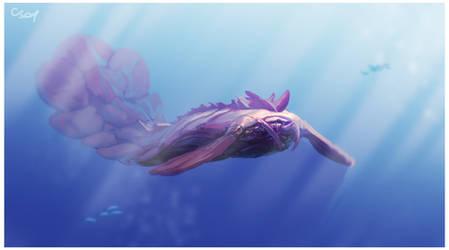 Whale Crab
