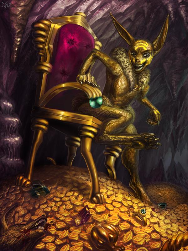 Kerrigan's Throne by CBSorgeArtworks