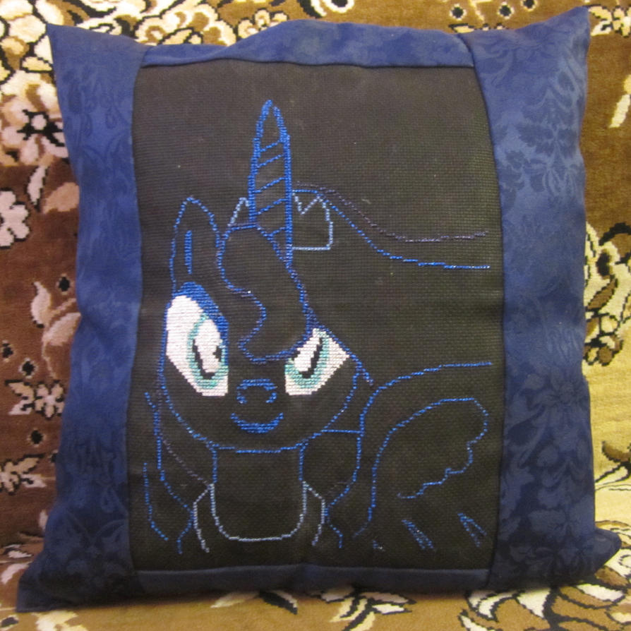 Princess Cushion by Naraniana