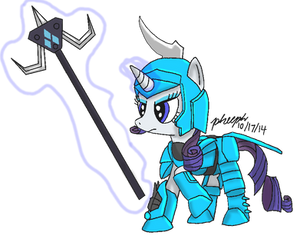 Ronin Ponies - Rarity Of The Torrent