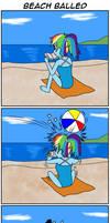 Beach Balled