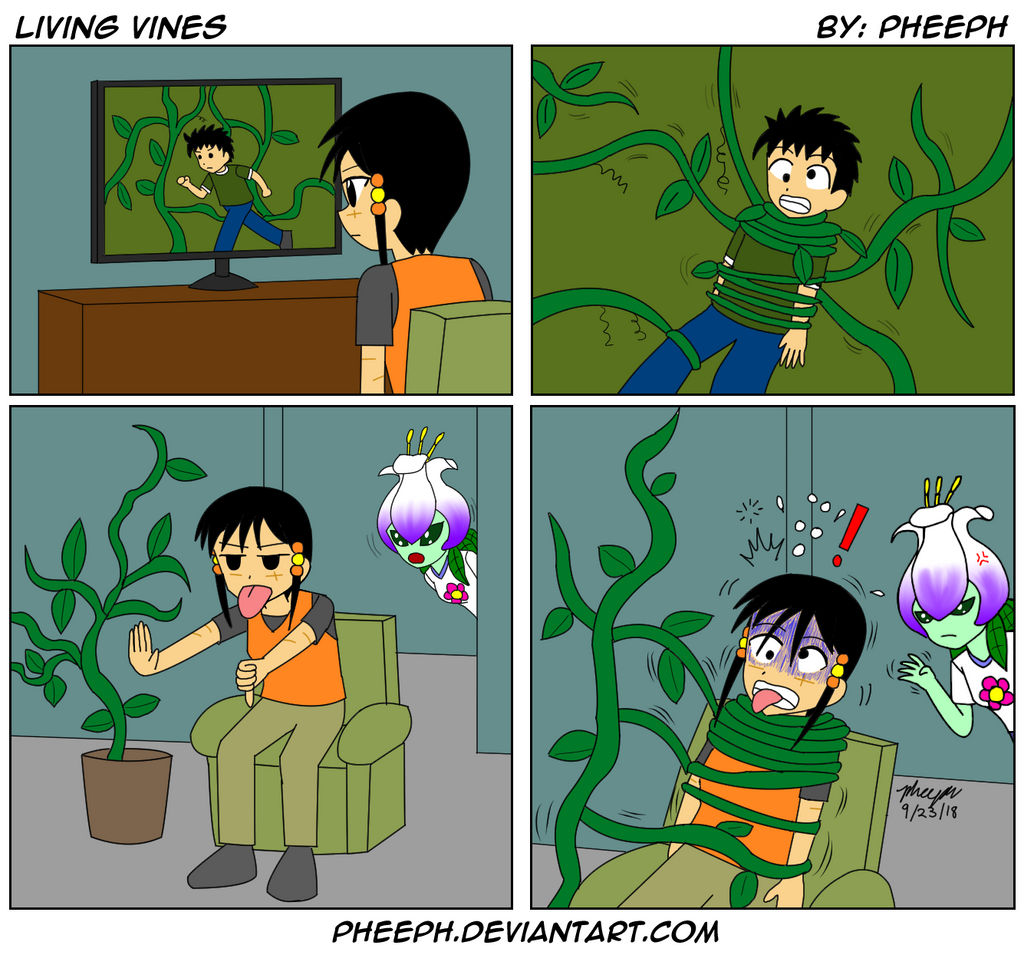 Living Vines by pheeph