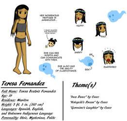 Teresa Fernandez - Profile