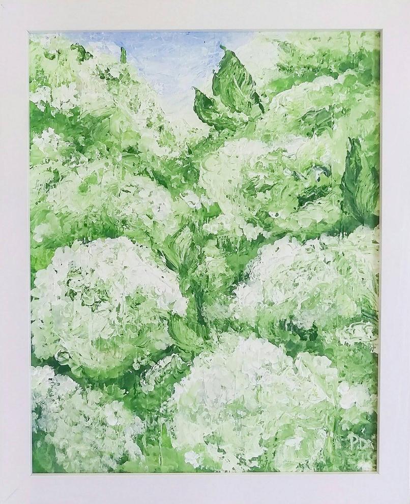 Hydrangea 1 by OtakuKawaii86