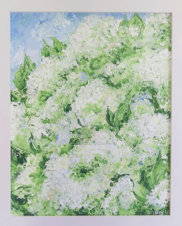 Hydrangea 2 by OtakuKawaii86