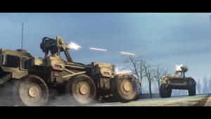 HomeFront - Goliath