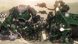 Warhammer40.000kWar - ANGELIS TENEBRAE