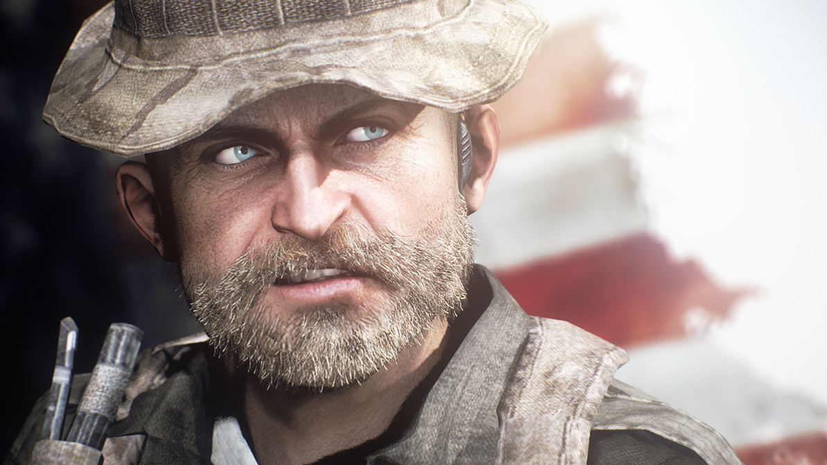 Captain Price by S1l3nts