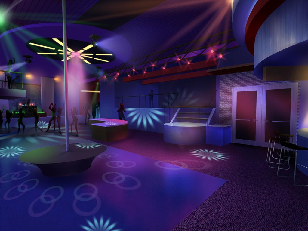 Location Background: Lusties Nightclub by HuniePot on ...