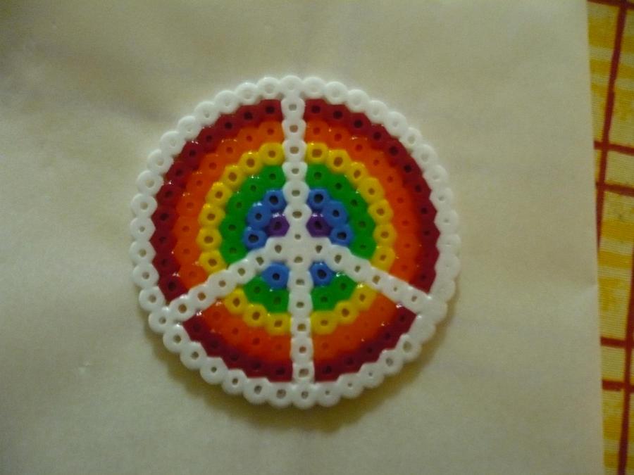 Peace Sign Crafts Pinterest
