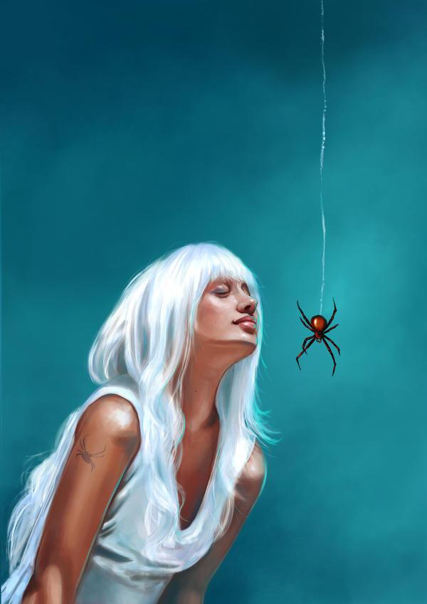 Arachnophilia by Moshydream