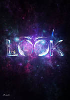 Look by krazy-art