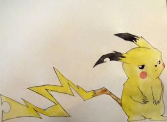 It's Pikachu Fool by derekdean