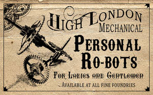 Personal Ro-bot Label by toenolla