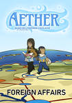 AETHER - Chapter 1 Cover
