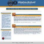 Webkatalyst redesign