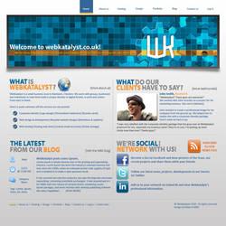 Webkatalyst on Wordpress