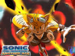 SONIC THE HEDGEHOG | ANOTHER AGE | TAILS by GOICHIMONJI