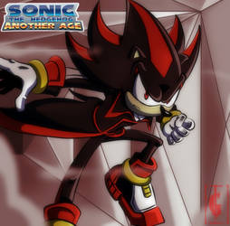 SONIC THE HEDGEHOG | ANOTHER AGE | SHADOW by GOICHIMONJI
