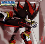 SONIC THE HEDGEHOG   ANOTHER AGE   SHADOW by GOICHIMONJI