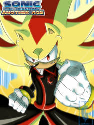 SONIC THE HEDGEHOG | ANOTHER AGE | SUPER SHADOW by GOICHIMONJI