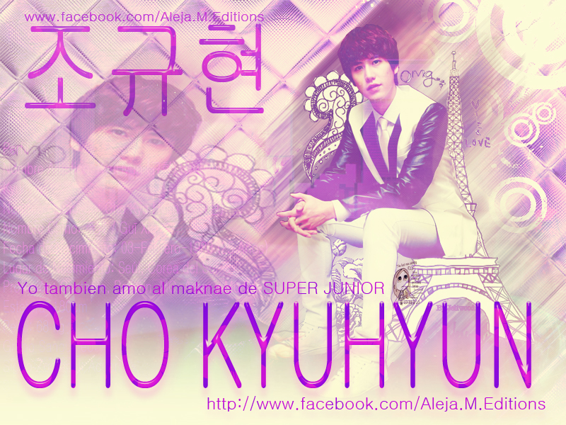 Kyuhyun Wallpaper by DDLoveEditions