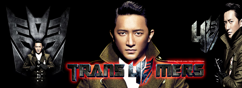 Hangeng - Transformers 4 by DDLoveEditions