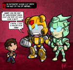 Lil Formers - Movie Bumblebee