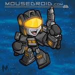 Commission - Mouse droid