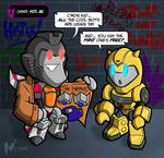 Lil Formers - TF Animated 2