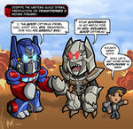 Lil Formers - Transformers 2