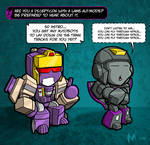 Lil Formers - Astrotrain