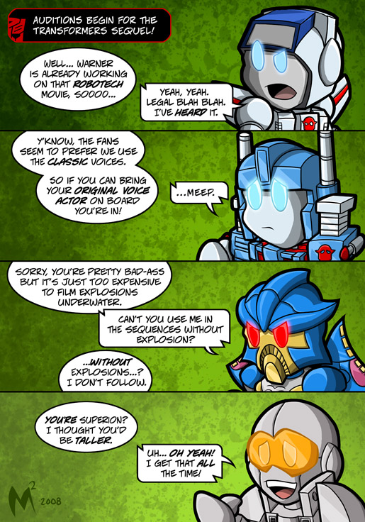 Lil Formers - Auditions by MattMoylan