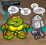 Lil Formers - TMNT