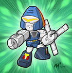MR04 Gyro Robo